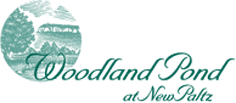 Woodland Pond at New Paltz Logo